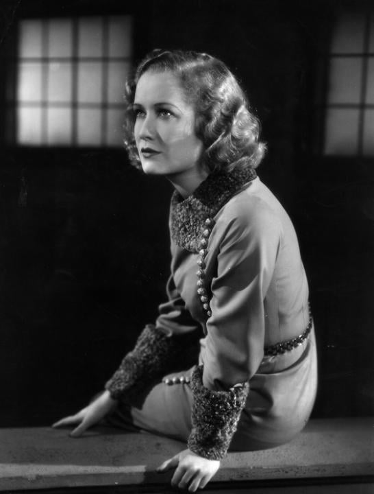 Miriam Hopkins's Short Waves