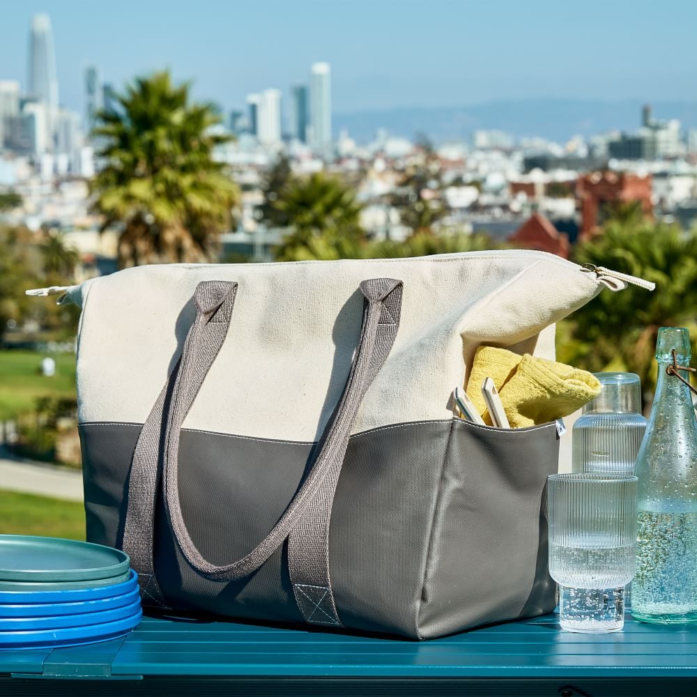 REI x West Elm Co-op Insulated Picnic Tote