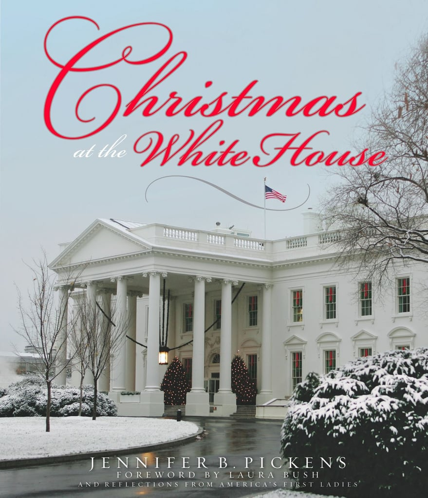 Take a festive trip inside 1600 Pennsylvania Avenue while reading Christmas at the White House — and Reflections From America's First Ladies ($35). I flip through the pages each year and marvel at all the gorgeous ways the White House has been decorated for the holidays. 
