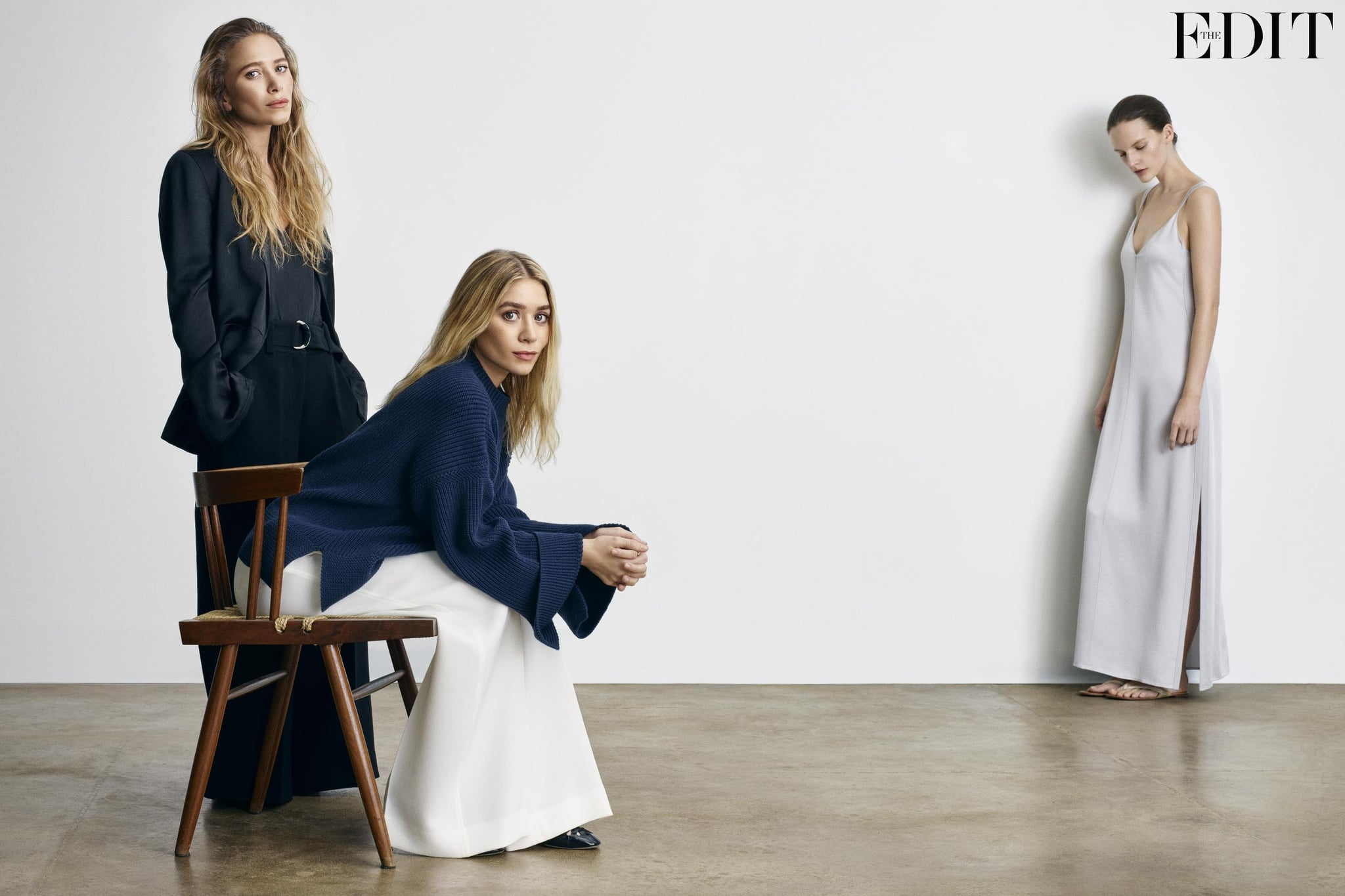 marykate and ashley olsen the edit interview march 2017