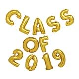 Congrats 2019 Foil Balloons