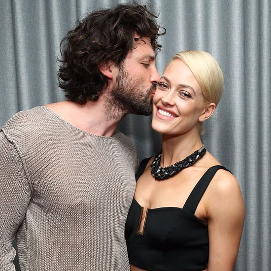 Maksim Chmerkovskiy and Peta Murgatroyd Cute Pictures