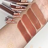 Patrick Ta Monochromatic Moment Silky Lip Crème Swatches