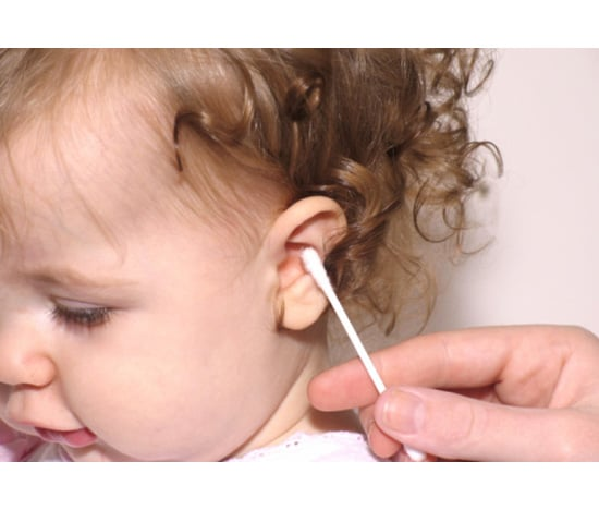 Cleaning <i>Outer</i> Ears