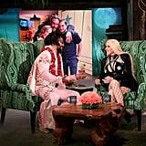 Jason Momoa's Elvis Halloween Costume on The Ellen Show