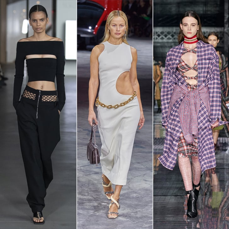 14 Newest Fashion Trends For Fall 2019: Fall Fashion Trends 2020: Cutouts
