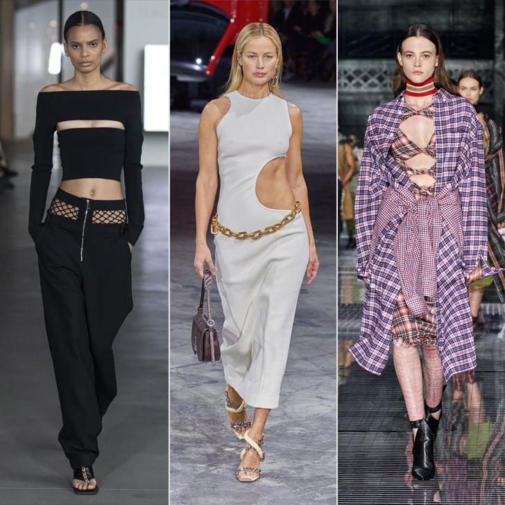 Fall Fashion Trends 2020: Cutouts