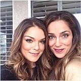Sabrina Has 1 Older Sister, Natasha