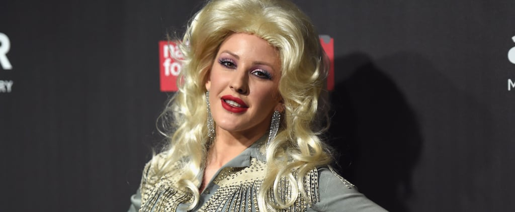 You'll Barely Recognise Ellie Goulding in Her Downright Perfect Dolly Parton Costume