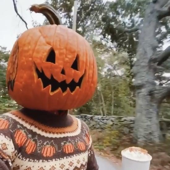 Halloween Version of Viral Fleetwood Mac TikTok Video