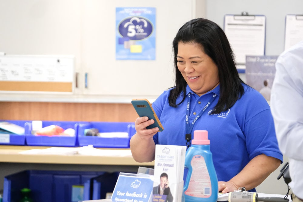 Best Sandra GIFs From Superstore