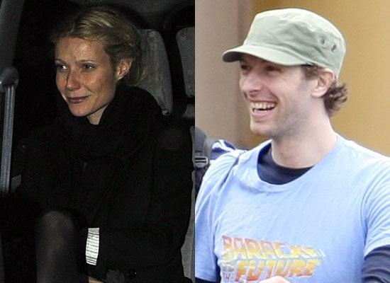 12/03/2009 Gwyneth Paltrow and Chris Martin