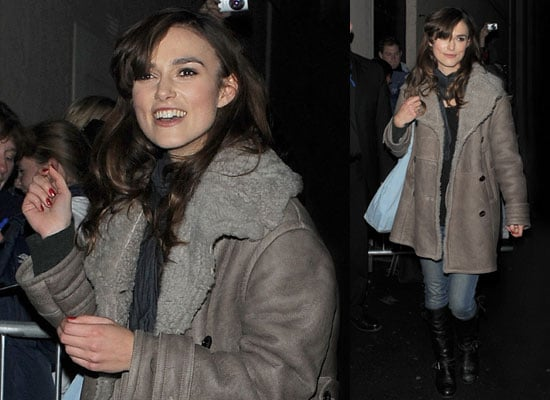 Photos of Keira Knightley Who Is Posing Nude For Naked Pictures For Portrait Rumours