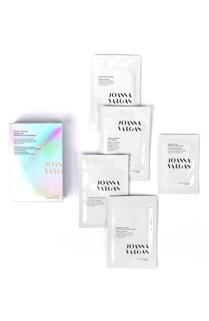 Joanna Vargas Glow to Go Mask Set