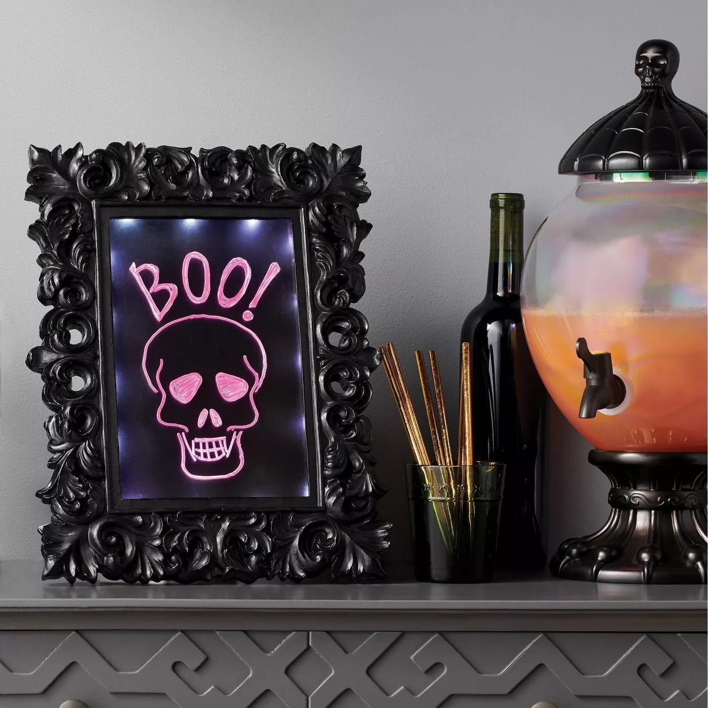 2020 Halloween Picture Frames Target Customizable Write On Halloween Frame | Prepare For a Scare