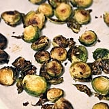 Spicy Roasted Brussels Sprouts