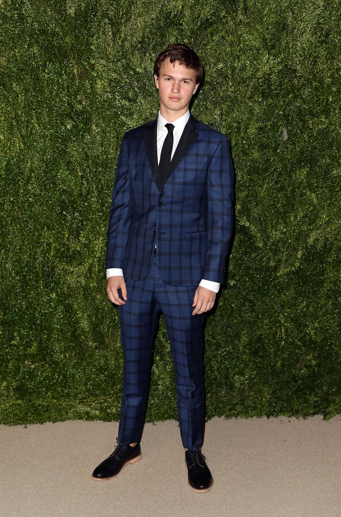 Cute Ansel Elgort Pictures and GIFs