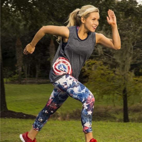 Marvel Be a Hero Activewear
