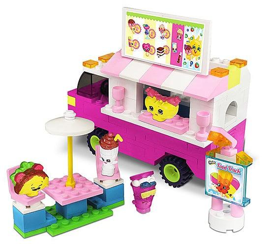 Shopkins Food Fair Truck Set