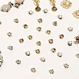 Teeny Tiny Mega Stud Earring Set