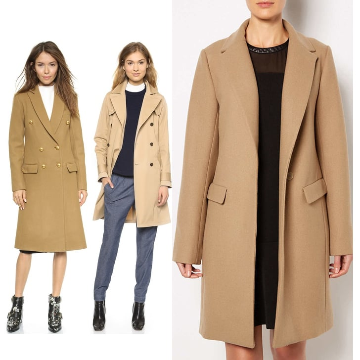 Best Camel Tan Beige Coats And Jackets To Shop Buy Online ...