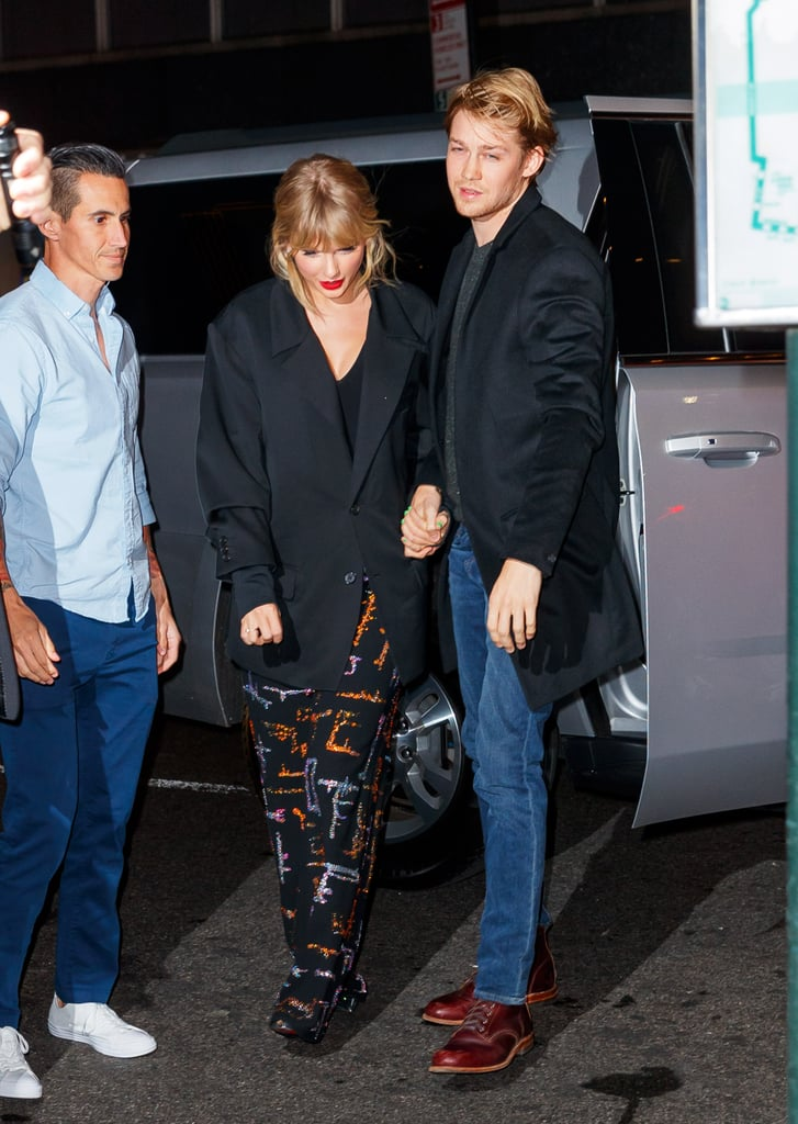 Taylor Swift's Sequin Pants Are Perfect For Going Out