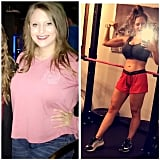 Lexi Lost 50 Pounds Working Out at Home