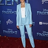 Jordana Brewster at the Frozen 2 Premiere in Los Angeles