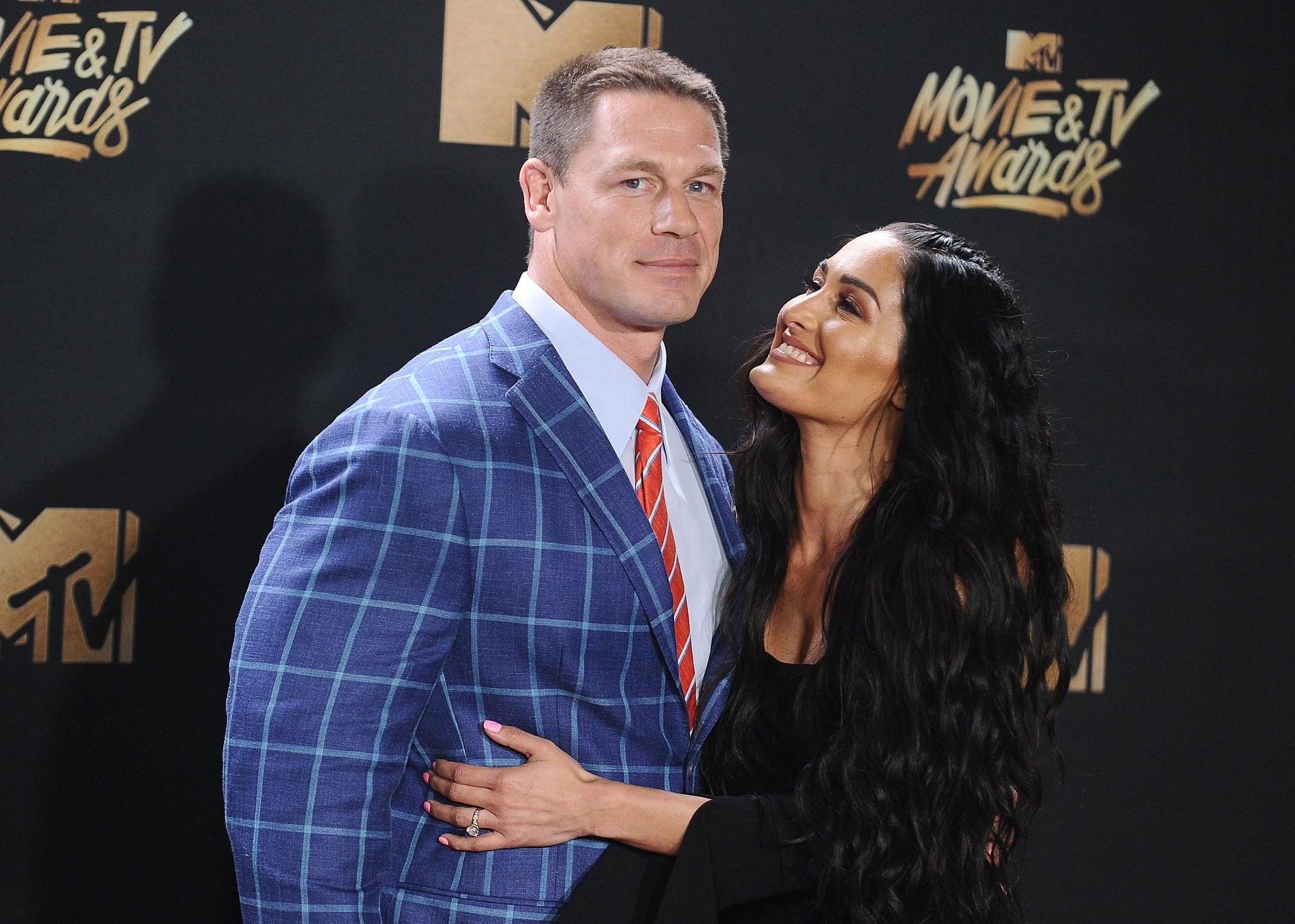 How Did Nikki Bella and John Cena Meet?   POPSUGAR Celebrity Jennifer Lawrence Dating