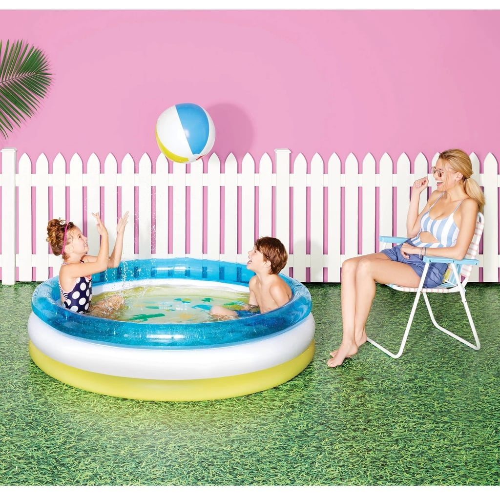 Splish Splash! These Outdoor Inflatable Pools Will Keep Kids Occupied All Summer Long