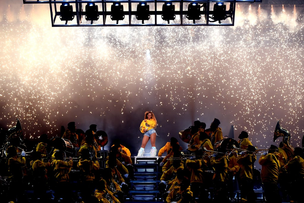 In Honor of Homecoming, Look Back at Beyoncé's Incredible Coachella Performance in Pictures