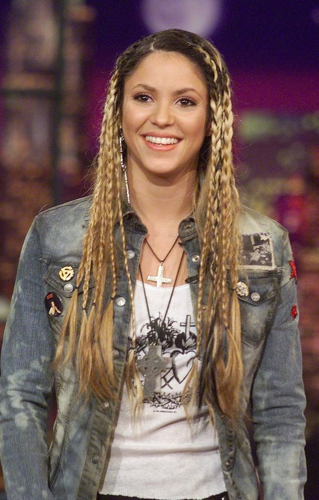 18 Years Of Shakiras Sexy Beautiful Curls