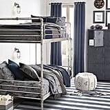 Industrial Steel Pipe Bunk Bed ($1,149)