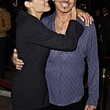 Angelina Jolie and Billy Bob Thornton met in 1999 while filming Pushing Tin and were married in 2000. They divorced in 2002, with Angelina taking custody of their newly adopted son, Maddox.