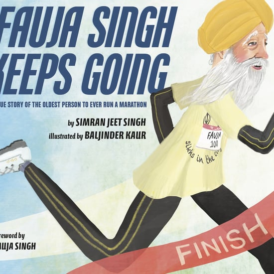 "Author of Fauja Singh Keeps Going: ""Representation Matters"""