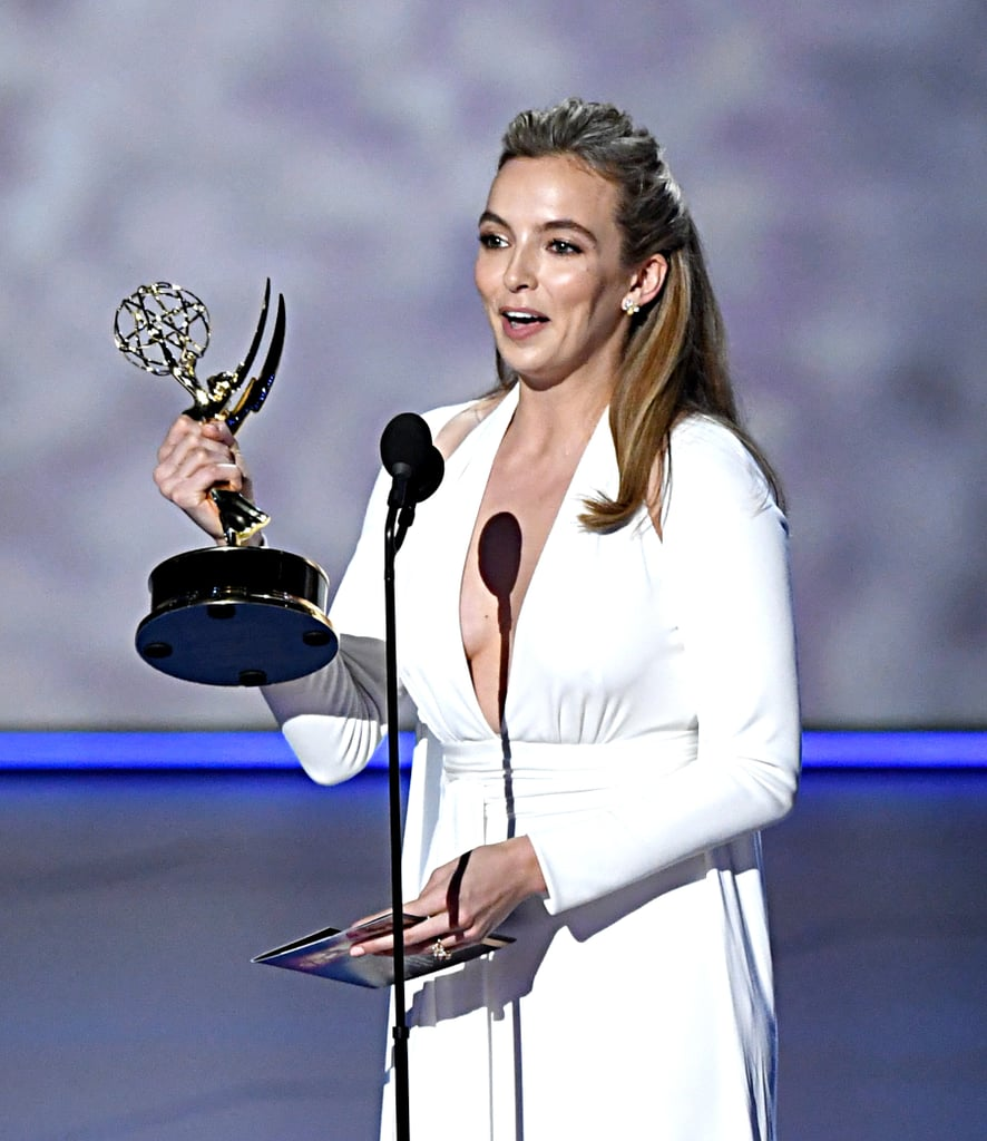 Jodie Comer Wins Emmy and Phoebe Waller-Bridge Is So Proud