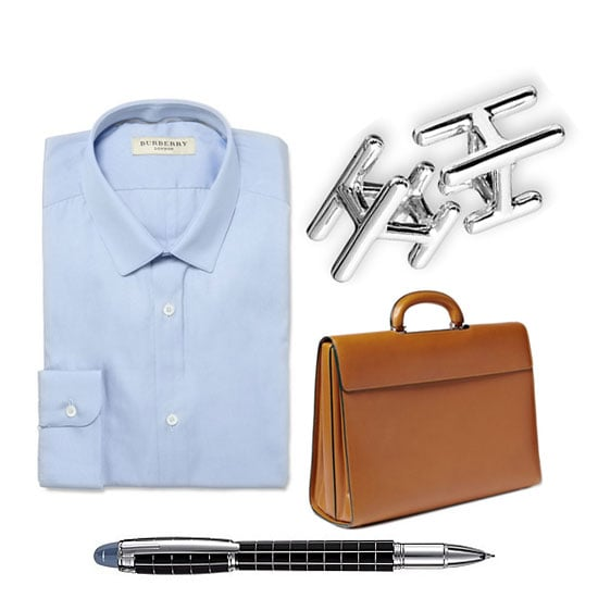 Top Ten Online Gift Ideas for the Corporate Dad for Father's Day: Montblanc Pens, Hermes Cufflinks and more!