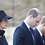 The Royal Family Attend the Grenfell Tower Memorial Service in London