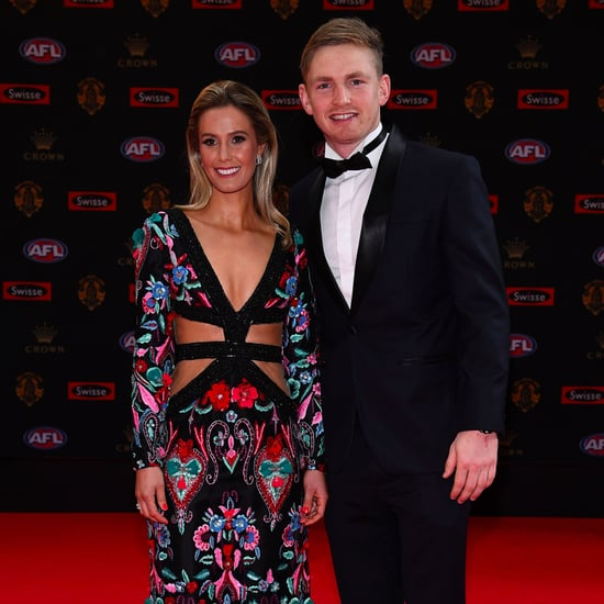 2017 Brownlow Medal Red Carpet Couples Arrivals