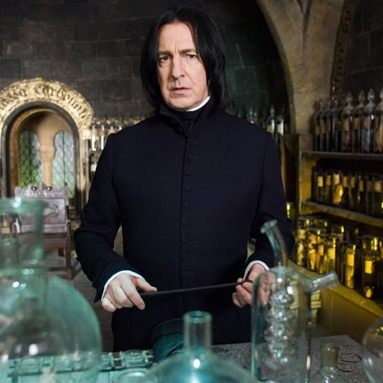 Alan Rickman Snape Video