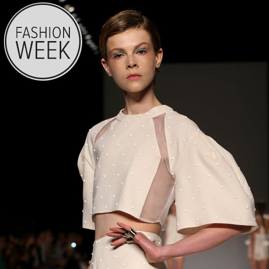 Runway Review & Pictures of Alice McCall SS 2014 MBFWA Show