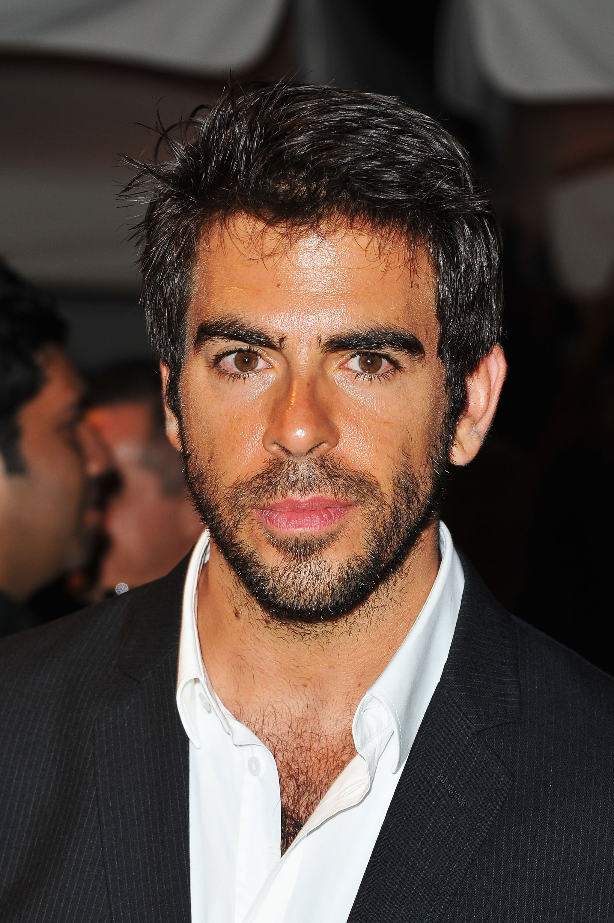 Eli Roth at the Venice Film Festival opening dinner.