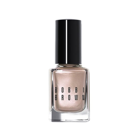 Upgrade your standard nude nail with Bobbi Brown Pink Pearl ($18) for  a radiant finish.