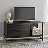 Mainstays Wood and Metal TV Stand