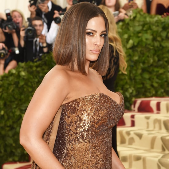 Ashley Graham 2018 Met Gala Beauty