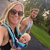 Bethany Hamilton's Son, Tobias, Is Already a Total Surfer Dude