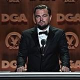 Pictured: Leonardo DiCaprio