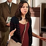 April Ludgate-Dwyer from Parks and Recreation