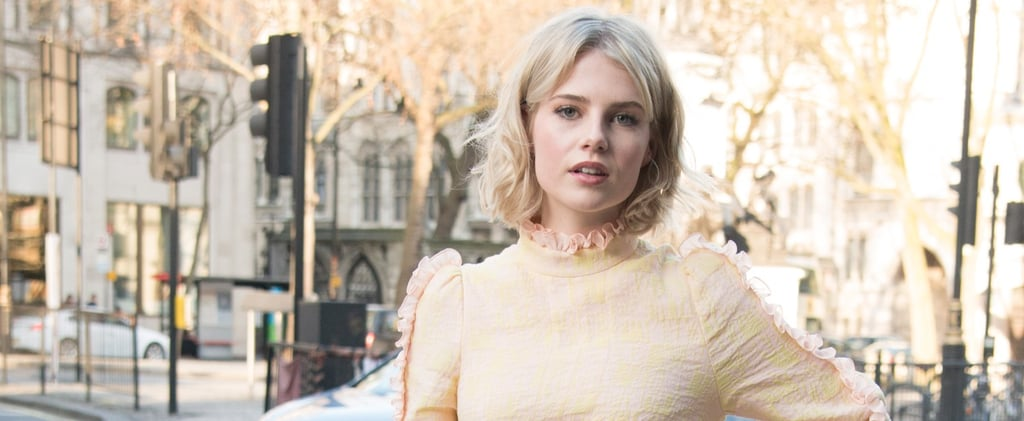 Lucy Boynton's Wardrobe Is Just One of the Many Reasons She's One to Watch