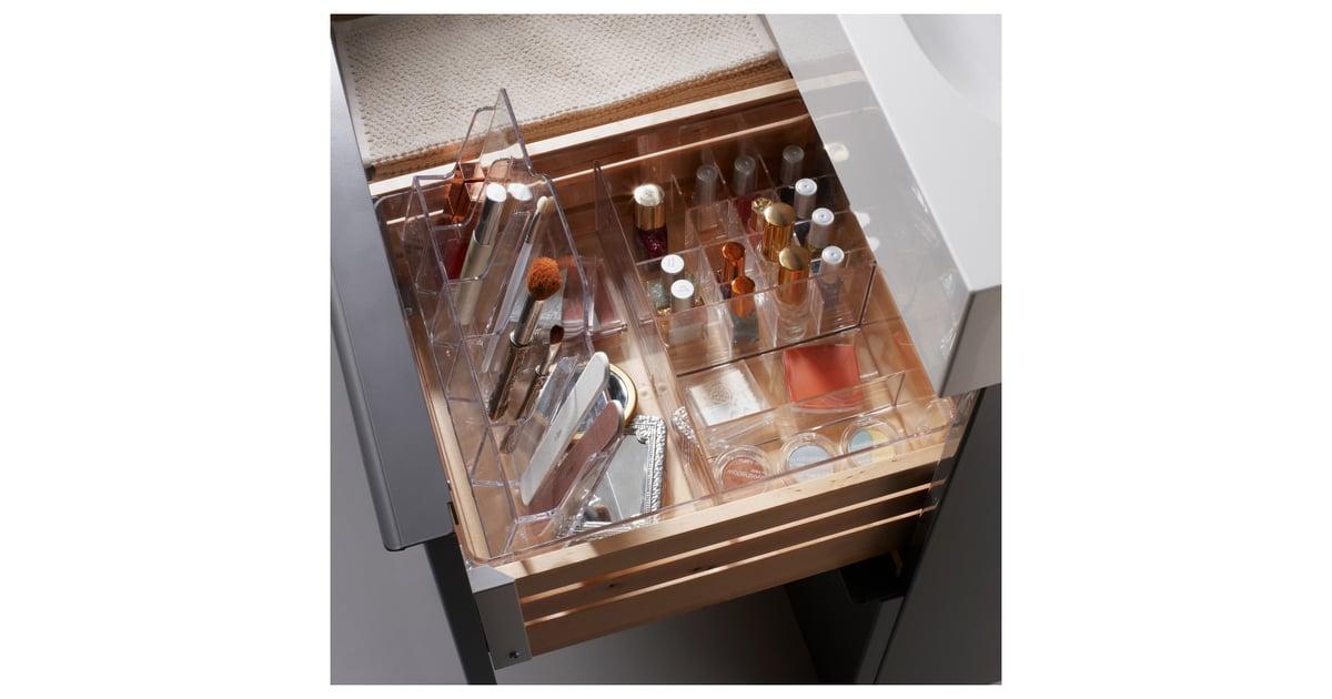 Ikea Godmorgon Makeup And Jewelry Organizer Bathroom